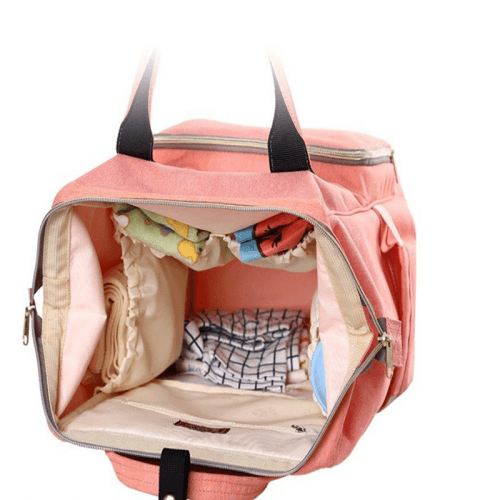 Multipurpose Baby Care Bag