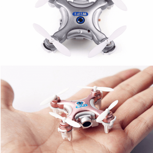 Quadcopter Drone With Camera