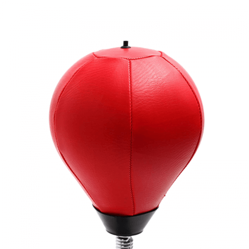 Leather Pedestal Punching Ball